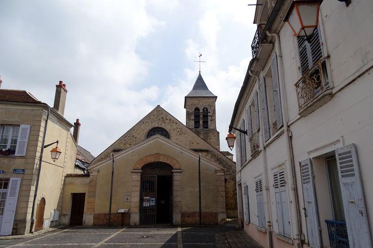 Eglise Notre Dame de L'Assomption, Crosne
