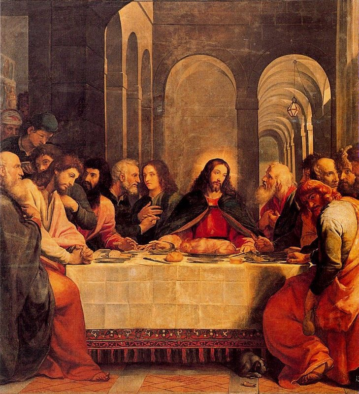 Chrystus w Eucharystii obdarza nas swoją miłością