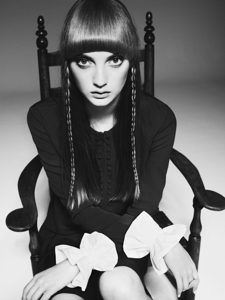 Soulful Sixties   Codie Young   Ben Weller #photography   Ponystep Magazine 2 Winter 2011