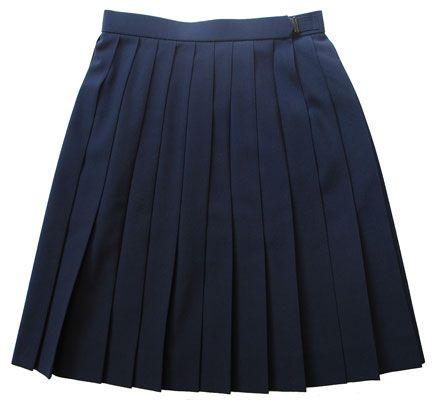 KURI-ORI★クリオリ W60 紺セーラー冬用スカート【楽天市場】