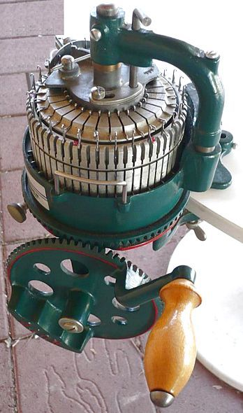 Sock Machine Museum Sock Knitting Machine Information, Sales, Patterns and Museum