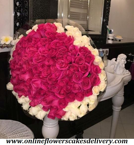 Explore our large selection of fresh flowers & cakes to find the perfect bouquet for any occasion. Delivery available in India. Same day flowers & cakes delivery in india. #India #IndiaFlorist #Samedayflowersdelivery #Samedaycakesdelivery #Onlineflorist #Freshroses #Redroses #Whiteroses #bouquet URL :- www.onlineflowerscakesdelivery.com