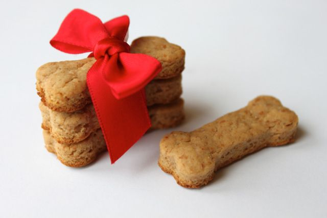 I just made these and my dog loves them!!!