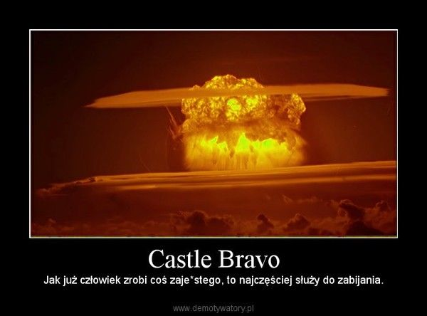 castle bravo - Google zoeken