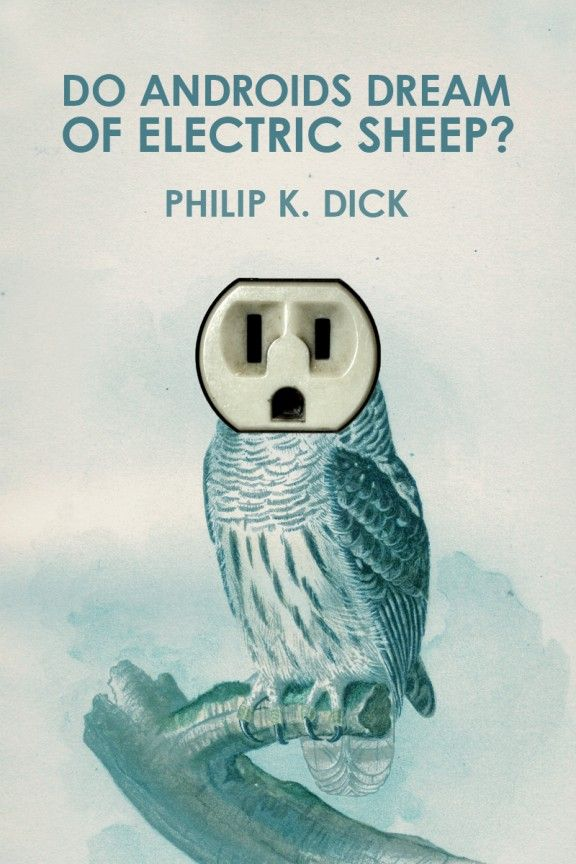 The film :: Blade Runner :: was based on this science fiction novel by Philip K. Dick. I haven't yet seen the movie. :: Do Androids Dream of Electric Sheep :: is a great read, however.