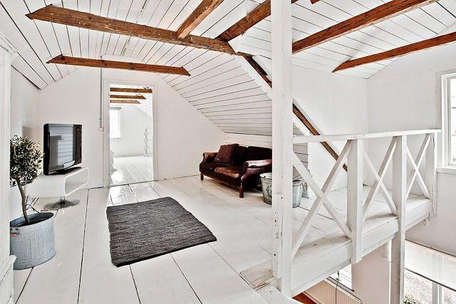 A Swedish cottage with a beautiful mix