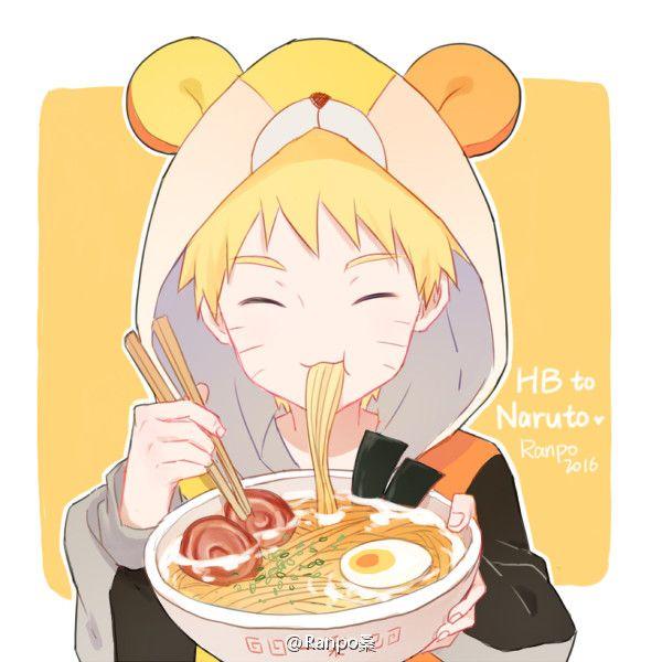 Naruto Uzumaki! °Comendo Ramen° °Clássico°