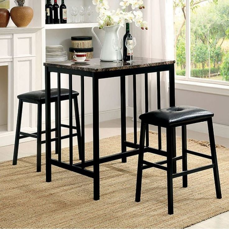 Best 25+ Counter height table sets ideas on Pinterest Counter