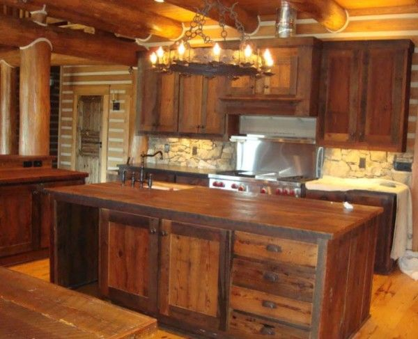 Kitchen Western Decor