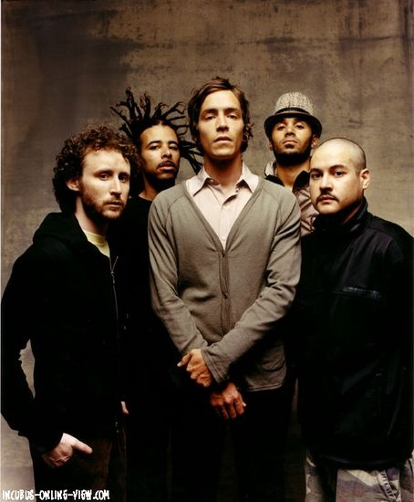 """incubus!!! I was too broke to go see them in D.C, but one day, I will go to one of their concerts.I will have front row seats, and Brandon Boyd will sing """"Southern Girl"""" to me."""