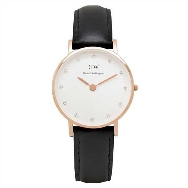 0901DW Daniel Wellington ur Classy Sheffield Dameur ❤ liked on Polyvore