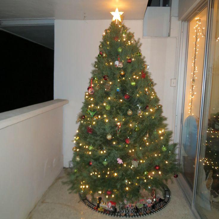Our Xmas tree-2014