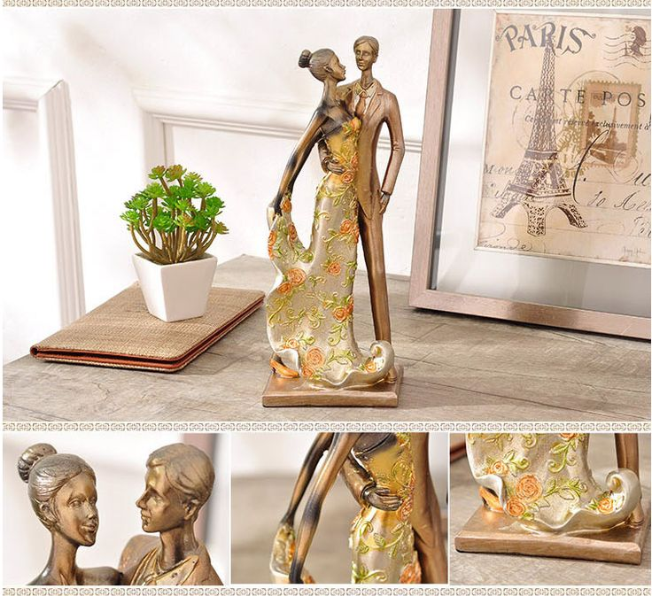 Pas De Deux Imitation of Copper Resin Metal Arts and Craft Statue Home Decor Hall Decor Lobby Decor, View Pas De Deux Resin Craft, ANLUNOB Product Details from Wuhan Anlunob Home Decor Co., Ltd. on Alibaba.com