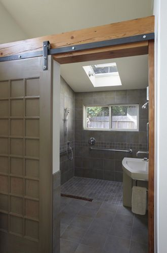 228 best images about backyard boxes laneway homes and for Garage bathroom ideas