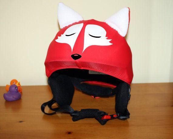 Fox  universal helmet cover for ski snowboard & by Helmetcovers, $13.49
