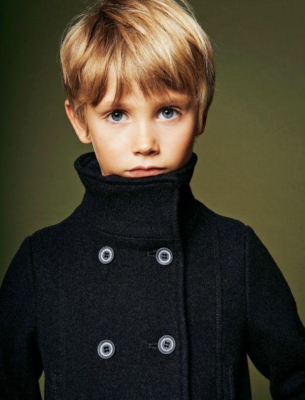 56 ultramoderne Frisuren für Jungs! – Irmgard Langer