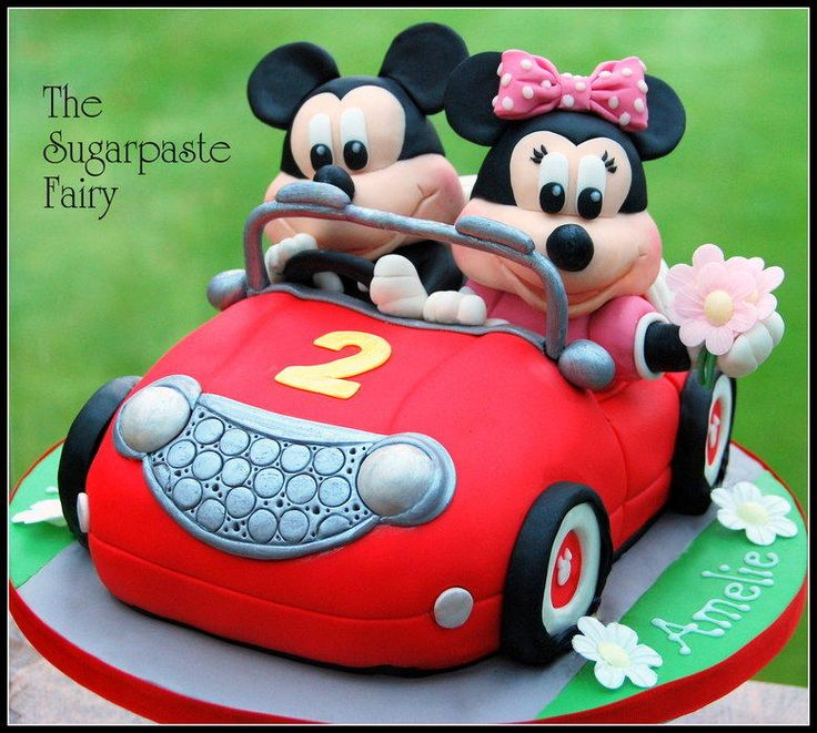 mickey and minnie mouse cake by the sugarpaste fairy. Black Bedroom Furniture Sets. Home Design Ideas
