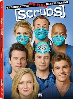 Why I don't want to own Scrubs Season 9 on DVD.