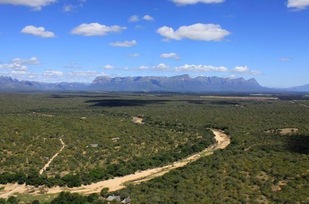 Arial view | Zandspruit Estate | Hoedspruit | South Africa
