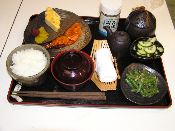 Aussie or Japanese breakfasts await you each morning