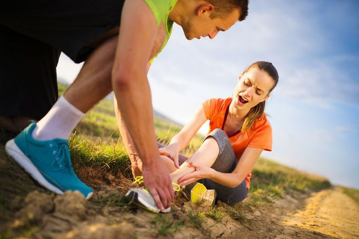Ankle Fracture – Definition, Anatomy and Causes