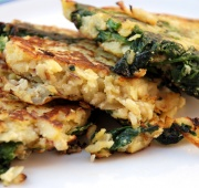 Gluten free, Dairy free, Grain free Power Hash Browns - great snack!