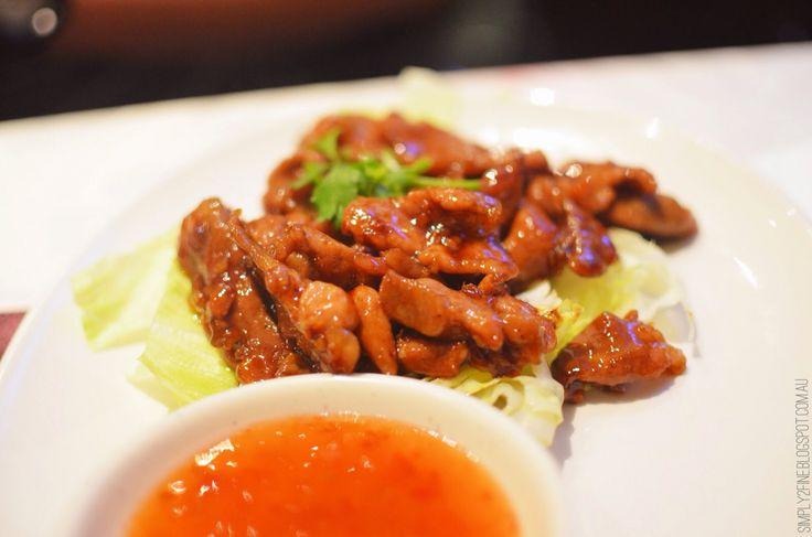 BBQ pork  http://simply2fine.blogspot.com.au/?m=1