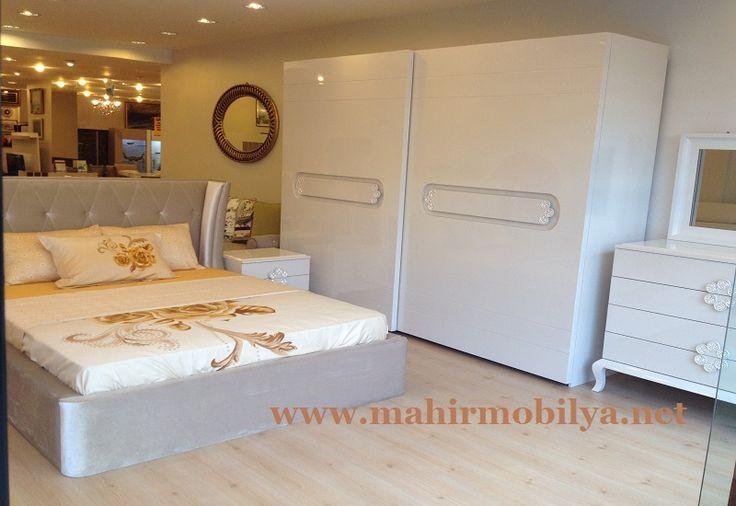 Mendo Yatak Odası Avangart yatak odası modelleri; http://www.mahirmobilya.net/urun/mendo-yatak-odasi_4469.aspx