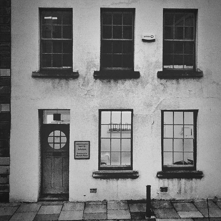 Adam Douglas Legal LLP (rear entrance). #solicitors #legal #architecture #windows #oldbuilding #blackandwhitephotography #bnw #blackandwhite #monotone #monochrome