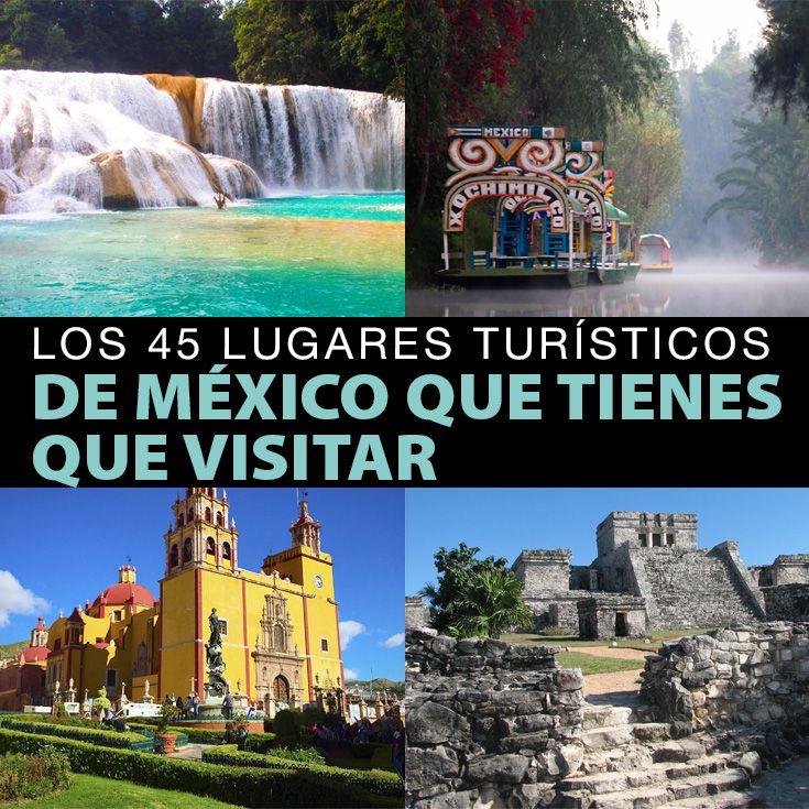 Resultado de imagen para principales lugares turísticos en mexico