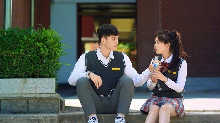 المسلسل الكوري إنجذاب معكوس الحلقة 5 الخامسة Varsity Jacket Varsity Style