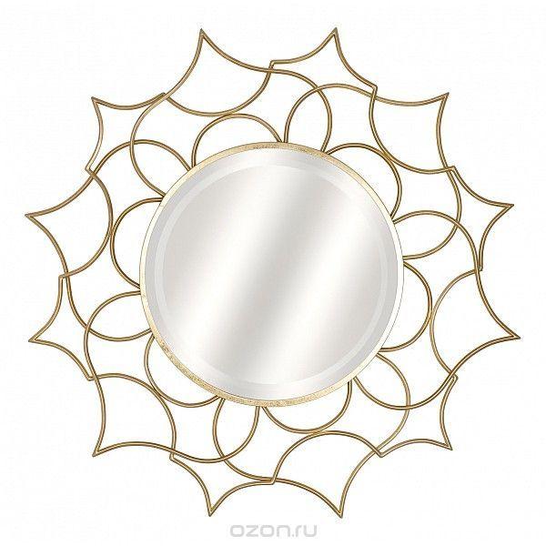 Зеркало настенное (92 см) Adeline F53105 - купить по выгодной цене с доставкой. Интерьер от Home-Philosophy в интернет-магазине OZON.ru