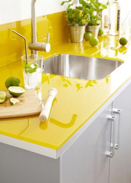 Kleurspecial: Geel in je interieur - Wonen, Maken & Leven