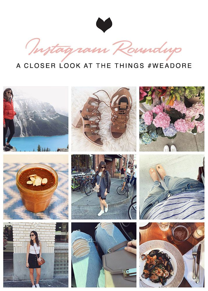 Fashion Blogger - Instagram Outfits