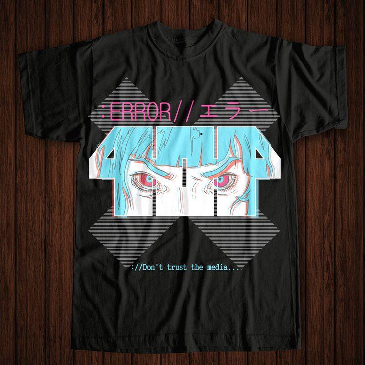 Error 404 Shirt design
