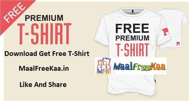 Download Free T Shirt Loot Get Free T Shirt Freebie Deal Free Shop Now Shirt Mockup Tshirt Mockup Free Tshirt