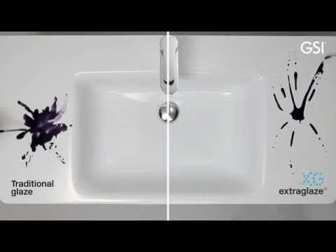 Extraglaze, lo smalto anticalcare di GSI ceramica