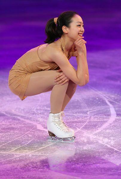 "Mao Asada   2014 Sochi Olympic EX ""Smile"""