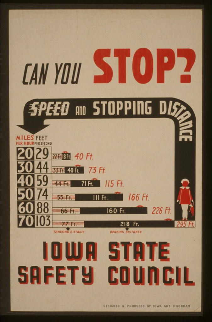 Best Vintage Traffic Safety Images On   Vintage