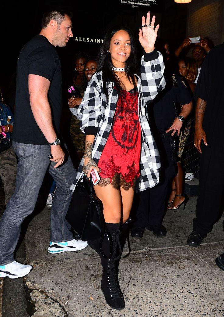 Illuminating Rihanna style, Rihanna street style, Fashion