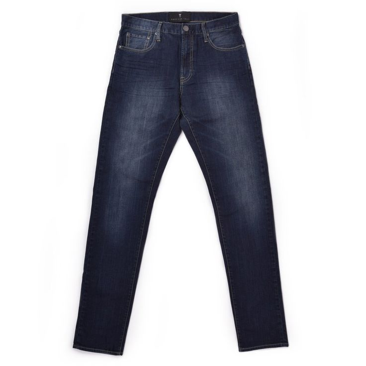 Men's Tall Skinny Jeans in Blue Steel Wash | American Tall