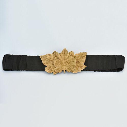 Cinturones inspiración naturaleza