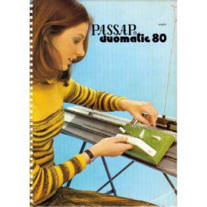 Passap Duomatic 80 User Manual