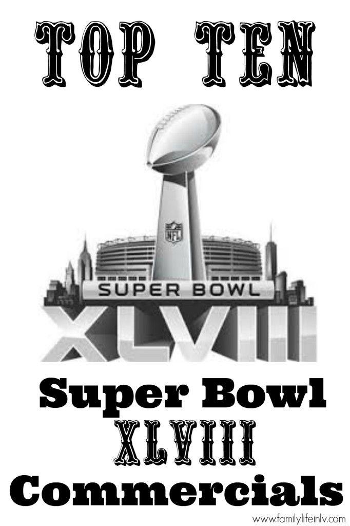 Top Ten Super Bowl Commercials 2014 | Our Knight Life