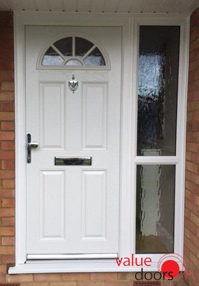 A Jamestown Composite door in White! & 82 best White Door images on Pinterest | Rollers Shutters and ... Pezcame.Com