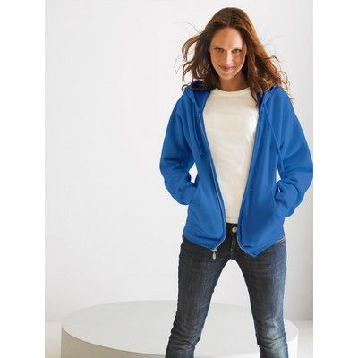 Full Zip Hooded Sweatshirt Coloured (Unisex) Min 25 - Antipill preshrunk 50/50 polycotton fleecy 270gms hoodie with zipper front. Secure this hot deal while stocks last. #Hoodies #Sweatshirt #PromotionalProducts #LadiesHoodie #KidsHoodie #MensHoodie