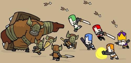 Dan Paladin Alien Hominid Amp Castle Crashers Http