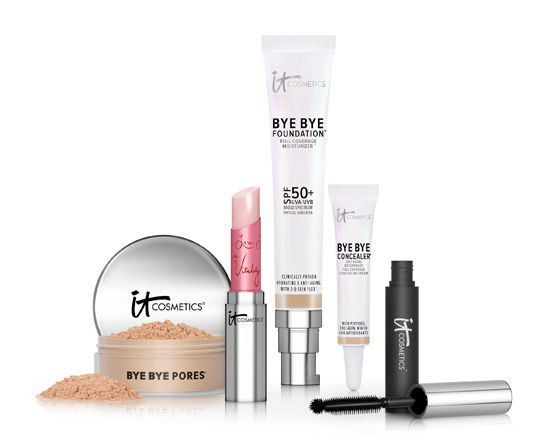 """Foundation kit, brand """"it""""   Beautiful You<span class=""""super"""">®</span><br>5-piece Collection"""