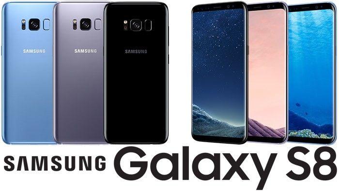 Moviles Galaxy S8 Samsung En Ishoping La Mejor Tienda En Espana