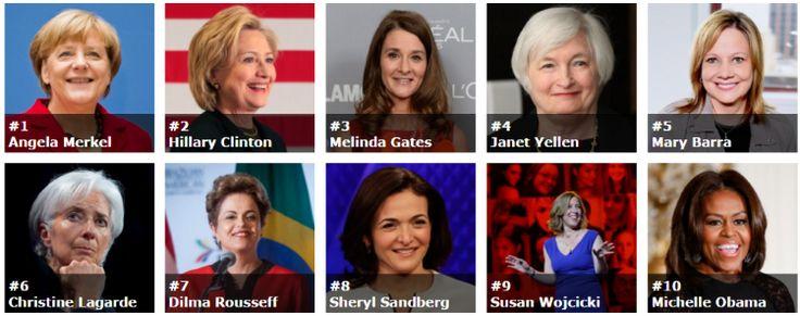 Ангела Меркель - самая влиятельная женщина года | Head News